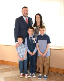 First Holy Communion Photos