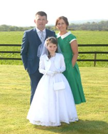 1st Holy Communion Photos Cork