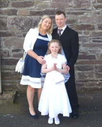 1st Communion Photos